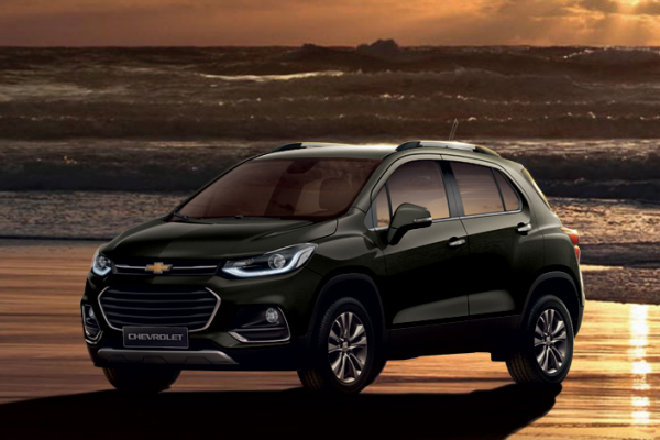 Chevrolet Trax Warna Black Meet Kettle Metallic Di Bandung