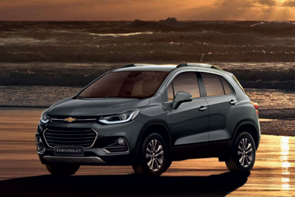 Chevrolet Trax Warna Satin Steel Grey Metallic Di Bandung