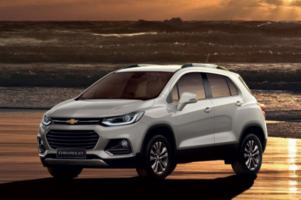 Chevrolet Trax Warna Switchblade Silver Metallic Di Bandung