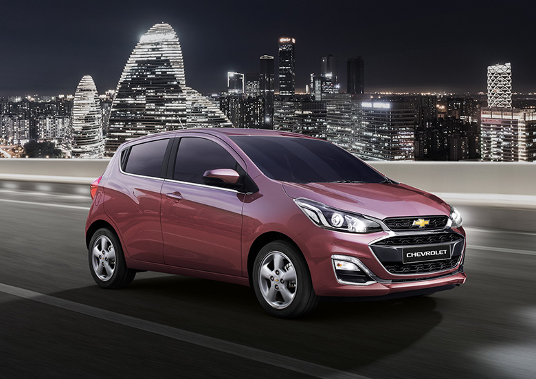 All New Chevrolet Spark Bandung