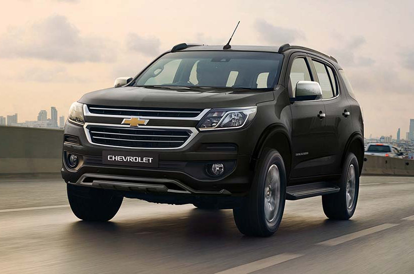 All New Chevrolet Trailblazer Bandung