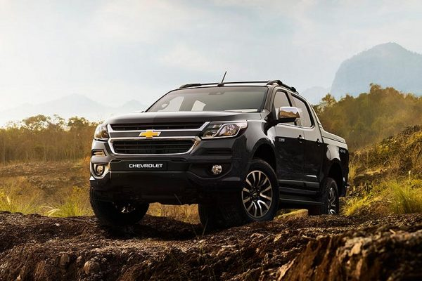 Chevrolet Colorado Warna Black Meet Kettle Di Bandung