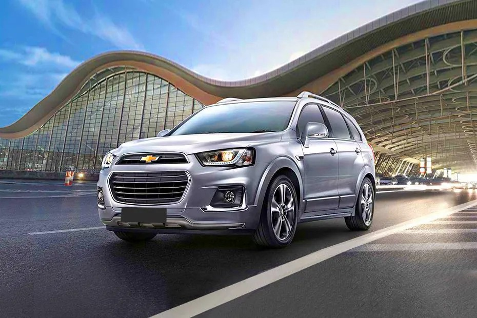 All New Chevrolet Captiva Bandung