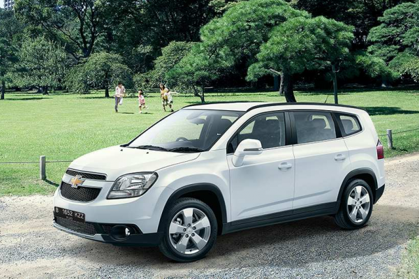 All New Chevrolet Orlando Bandung