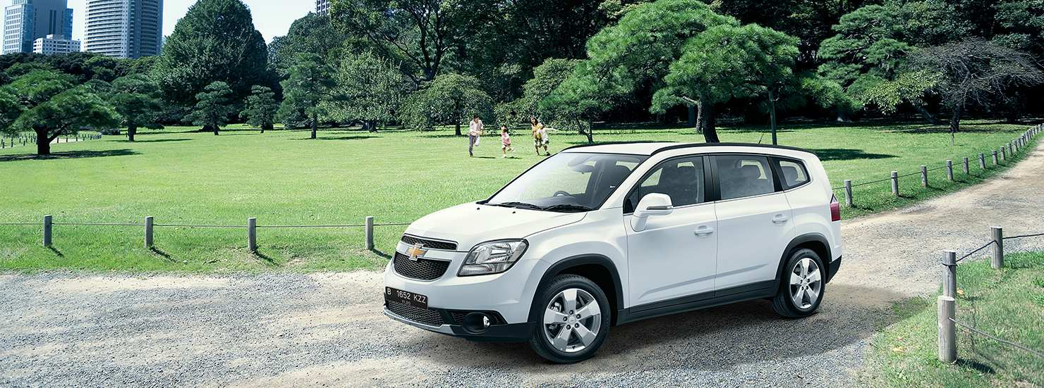 All New Chevrolet Orlando Terbaru